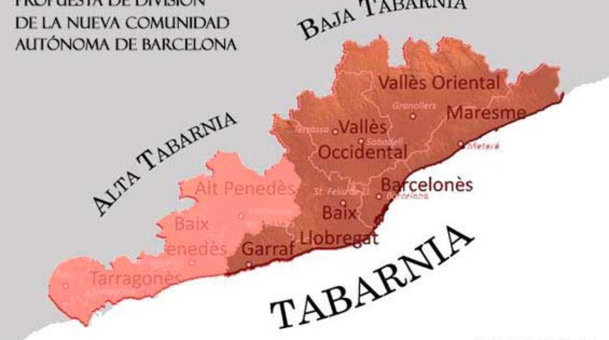 Una plataforma propone separar varias comarcas, entre ellas el Maresme, de Catalunya para formar una nueva comunidad