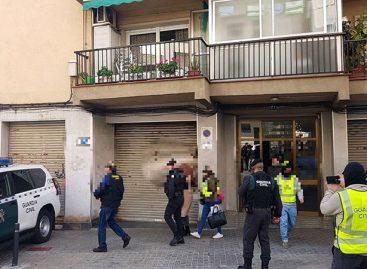Una joven de 20 años detenida por la Guardia Civil en Mataró por vinculación al terrorismo yihadista