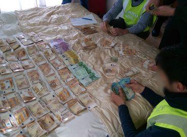 La Guardia Civil interviene un Hotel de Pineda de Mar propiedad de una banda criminal dedicada al tráfico de cocaína