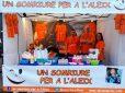 Mataró acoge la tercera fiesta solidaria con Aleix Merino