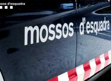 Una pareja de franceses hospedada en un hotel acusada de un robo en Arenys de Munt