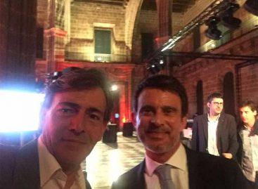 Valls, el ariete contra el separatismo