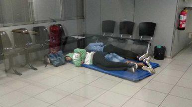 Al menos un menor extranjero tuvo que dormir en la comisaría de Premià de Mar por falta de plazas en los centros
