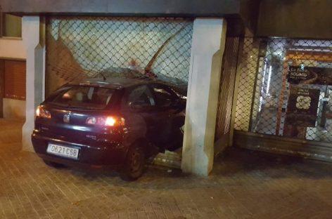 Mataró registra dos robos en establecimientos comerciales en menos de una semana