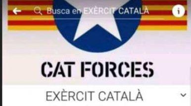 """Un exconcejal del PP impulsa el """"Exèrcit Català"""""""
