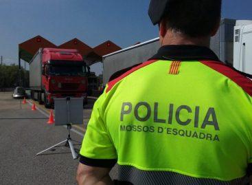 Denunciado en Vilassar de Mar un hombre por circular bebido y a gran velocidad