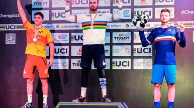 Sergi Llongueras, d'Orrius, subcampió del Món de Trial 2018