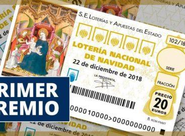 El Gordo de Navidad deja 400.000 euros en Pineda de Mar