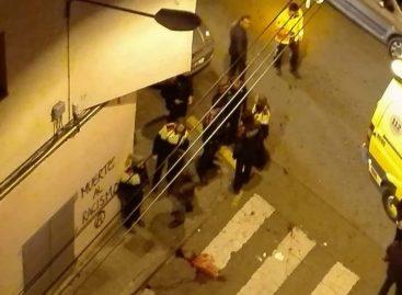 Un detenido en Mataró por disparar contra otro en plena calle tras una discusión