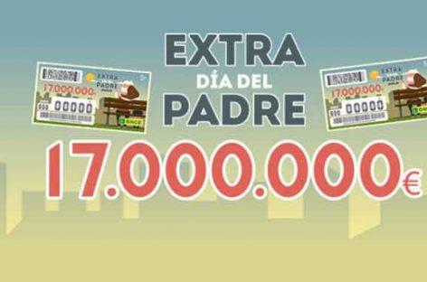 La ONCE reparte 17 millones en Vilassar de Mar con el sorteo del Día del Padre