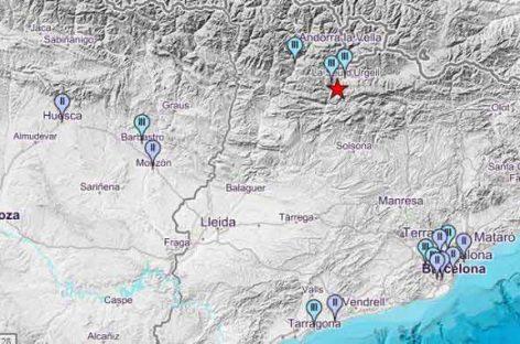 Un terremoto se ha dejado sentir en todo el Maresme