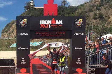 Muere uno de los participantes en el Ironman de Calella
